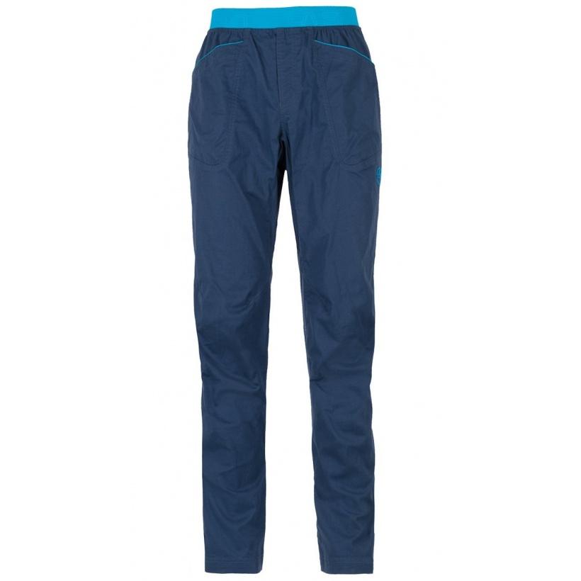 PANT ROOTS M OPAL TROPIC BLUE