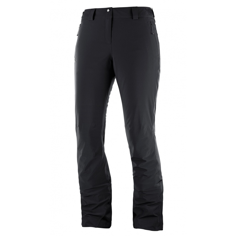 PANTS ICEMANIA PANT W BLACK
