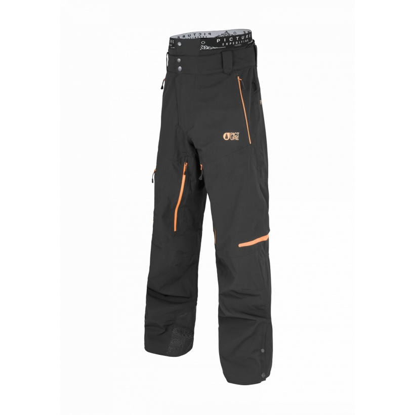 PANTALON WELCOME BLACK